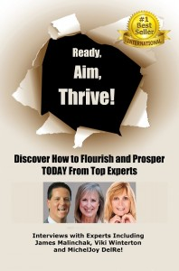 Ready Aim Thrive Book